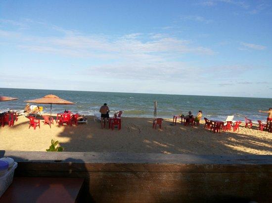 Transoceanico Praia Hotel : vista da frente hotel