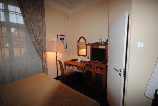 Hotel Kampa-Stara Zbrojnice: номер