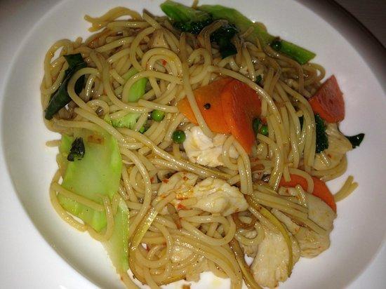 RinB Restaurant In Box : phad kheemao