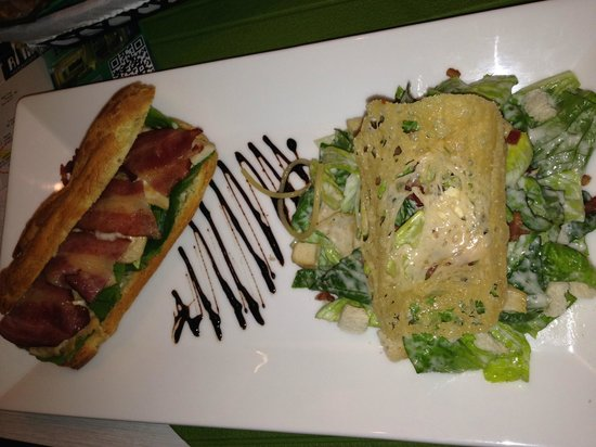 RinB Restaurant In Box : Caesar