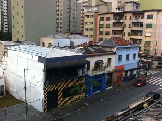 Hotel Moncloa: Rua Augusta