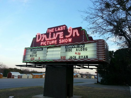 The Last Drive-In Picture Show