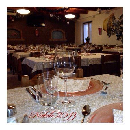 Pizzeria Ristorante La Rosa Blu: Natale 2013