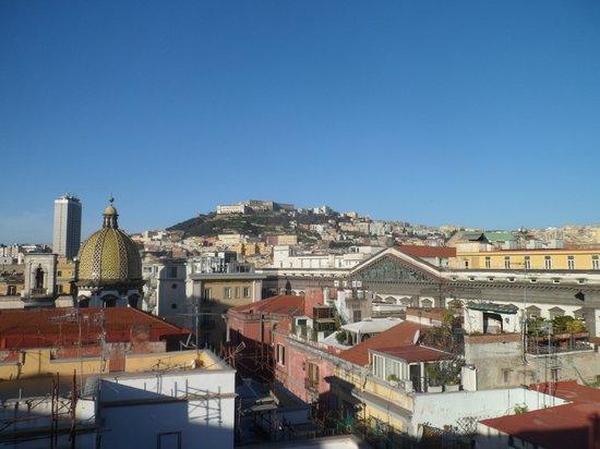 La Casa Di Bruno: vista dal terrazzo