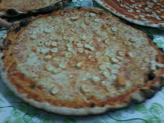 Zia Berta: Pizza buonissima