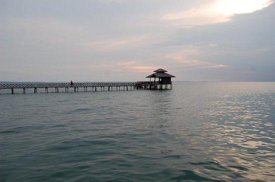 Nirwana Gardens - Nirwana Beach Club: Calypso Bar