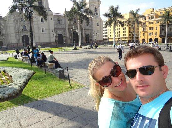 Discovering Peru: Lima - Paza Mayor