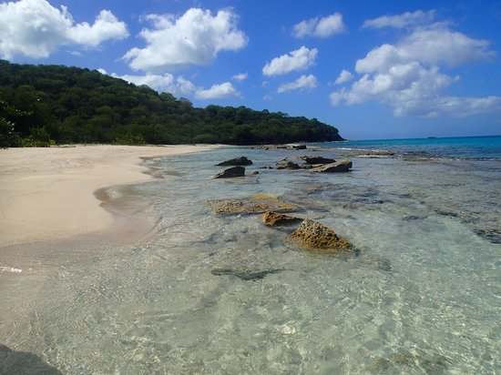 Galley Bay Resort: Pinchin Bay