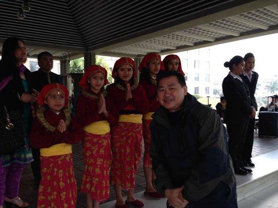 Crowne Plaza Kathmandu-Soaltee: Departure