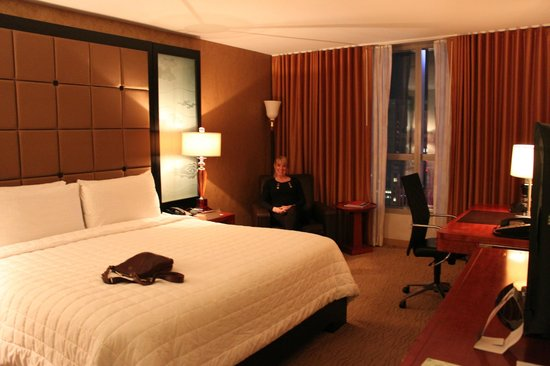 Millennium Broadway Hotel New York: Lovely rooms