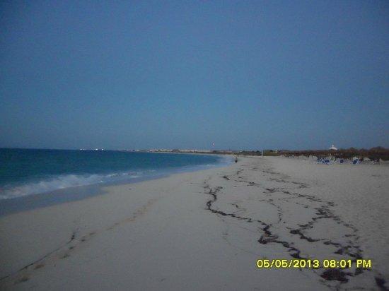Melia Cayo Santa Maria: the beach