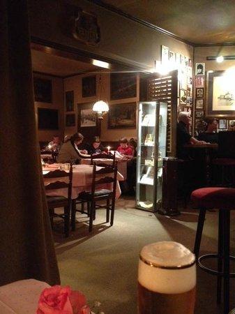 Marjellchen: Overblik af restauranten