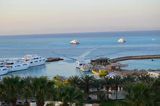 Hilton Hurghada Plaza: )))