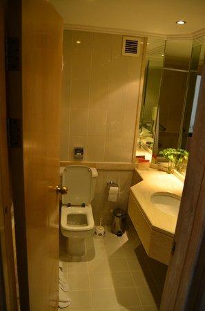 Hilton Hurghada Plaza: Ванная комната