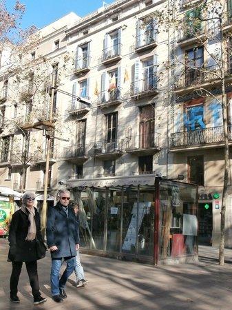 Hostal Boqueria: hotel