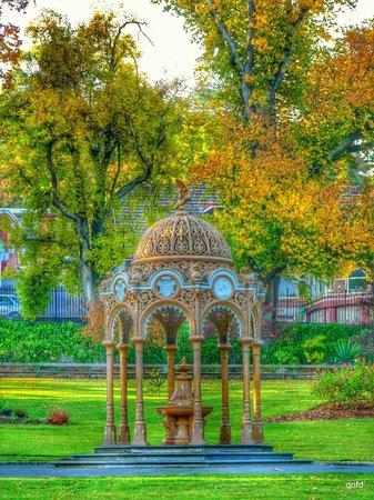 Parque de la ciudad: The jubilee fountain