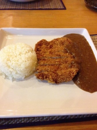Red Snapper : Pork cutlet with rice