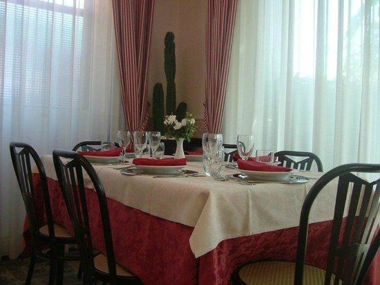 Hotel Edy: In sala ristorante