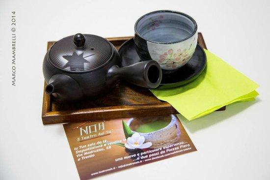 Noh - Il Teatro del Te: il servizio da tè
