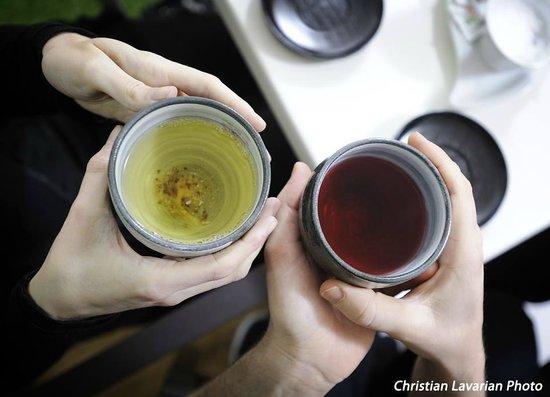 Noh - Il Teatro del Te: bere insieme il tè