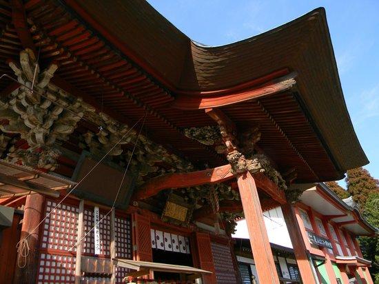 Shibayama Nioson Kannon Temple: 観音教寺