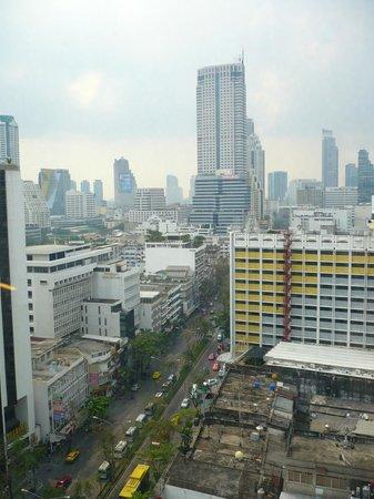 Pullman Bangkok Hotel G: Vue de la chambre