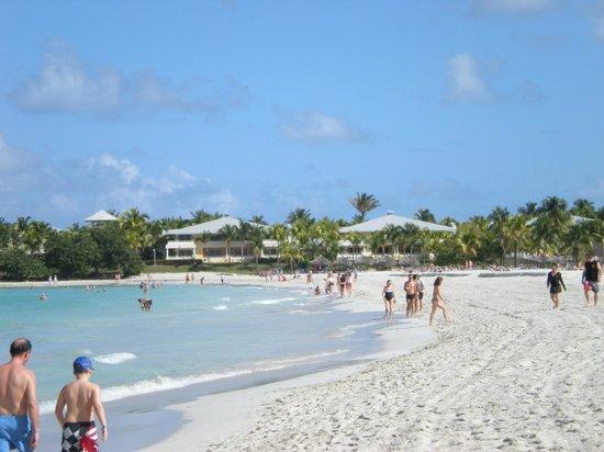 Paradisus Varadero Resort & Spa: Playa del Hotel