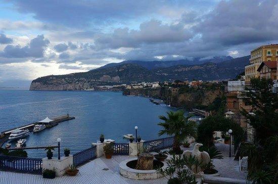 Villa Terrazza : Balcony View