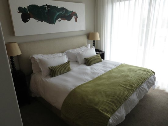 Premier Resort The Moorings (Knysna): The bedroom