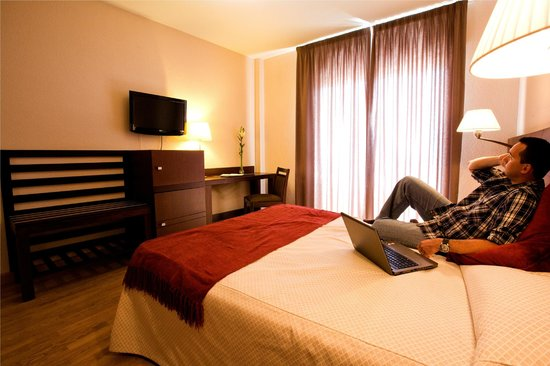Hotel Cristina: IDEAL PARA NEGOCIOS