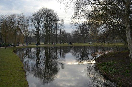 Vondelpark : Voldelpark