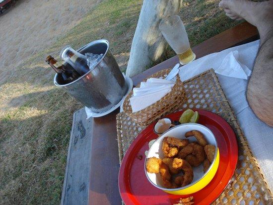 Nannai Resort & Spa: Sensacional porção de camarão