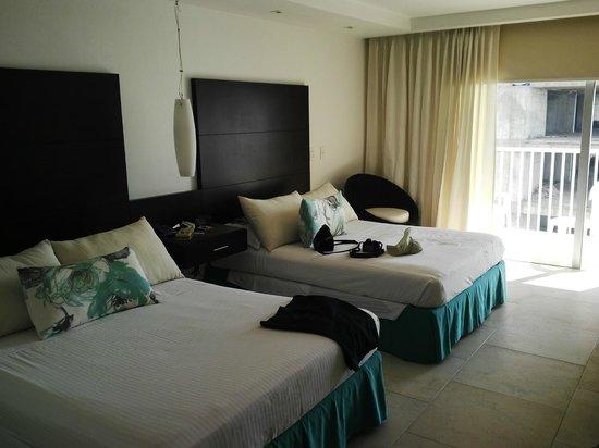 Hotel Capilla del Mar : Habitación