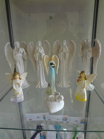 Sushannah's Angels: Some of our angel ornaments