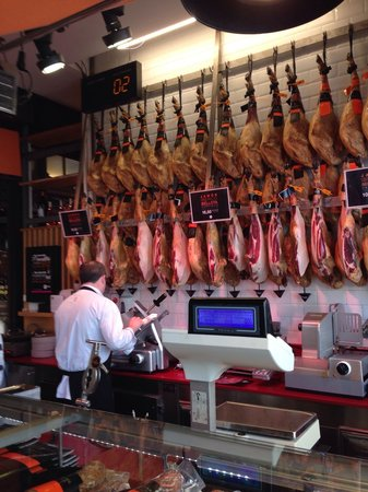 Mercado San Miguel: Don't miss an opportunity for a sandwich!