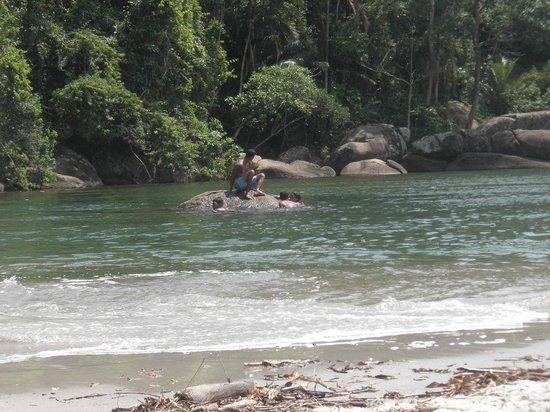 Prumirim  Waterfall: Lindo