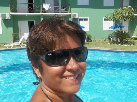 Boulevard da Praia Hotel: piscina