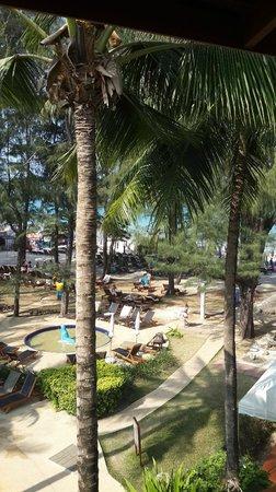 Sunwing Bangtao Beach: вид из номера