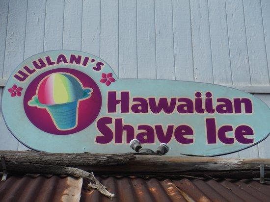Ululani's Hawaiian Shave Ice: Yummy