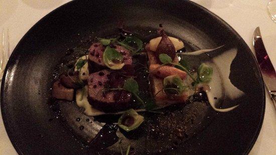 Ocean Restaurant: Roe deer... amazing!