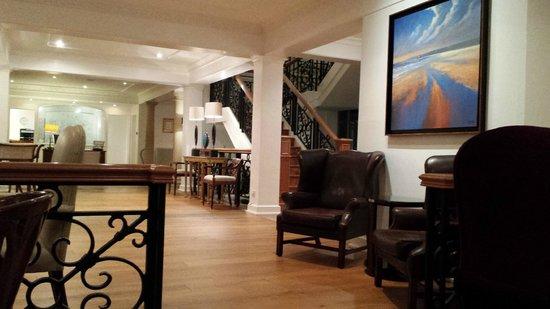 Ocean Restaurant: Lounge