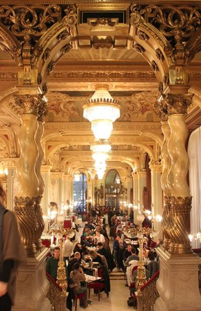 Boscolo Budapest, Autograph Collection: New york palace cafe