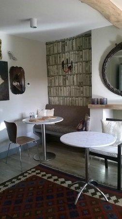 Hayeswood Lodge Boutique Bed & Breakfast: Breakfast Room