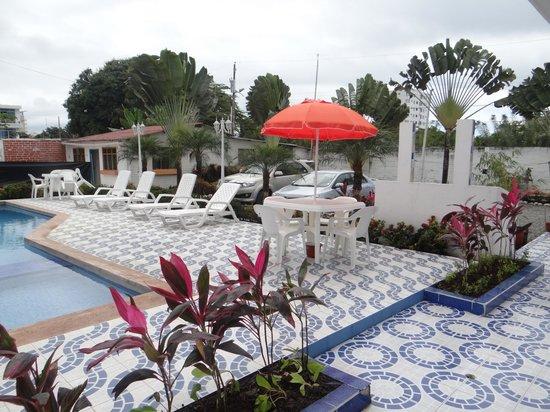 Hosteria Costa de Oro: descanso y relax