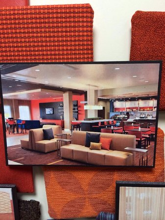 Courtyard Kansas City East/Blue Springs : Lobby renovations will be completed by the beginning of April 2014!  The Bisto will feature a S