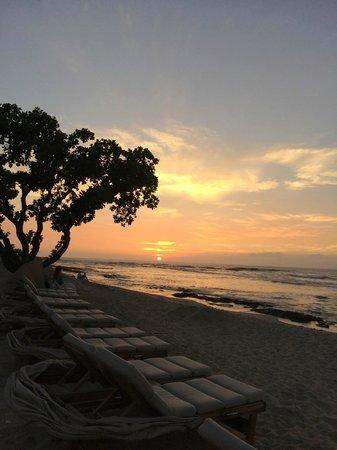 Four Seasons Resort Hualalai: Sunset