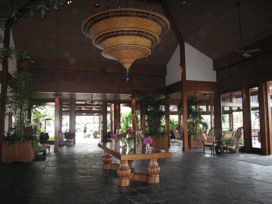 Four Seasons Resort Hualalai: Lobby
