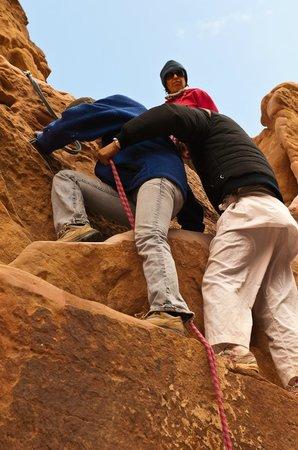 Wadi Rum Natural Wonder: mohammed