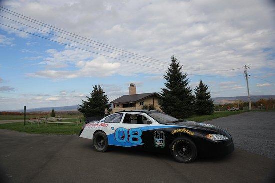 Watkins Glen International: На входе