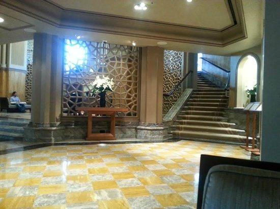 Grand Hyatt Istanbul: Лоунж отеля